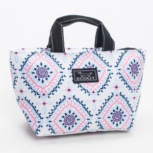 Scout Nooner Tote NWT retired Medallion Lace
